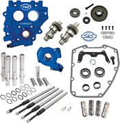 S And S Cycle 509 Series Cam Chest Kit Gear Driven For 99-06 Harley Davidson Fl Fx