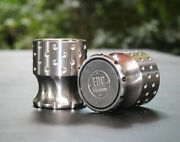 Pure Titanium Drinks Water Mug Coffee Beer Tea Cup Tumbler Wine Cup Container