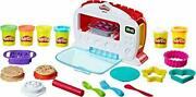Play-doh Kitchen Creations Magical Oven With Lights And Sounds Kids Gift Toy Set