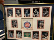 1992 Usa Basketball Dream Team Framed Cards By Dream Team Sports Collectibles