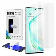 Phone Front Film Tempered Glass Glue Liquid Uv Lamp Screen Protector For Samsung