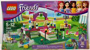 Lego 3942 Friends Heartlake Dog Show New Factory Sealed 183 Pieces Ages 5-12