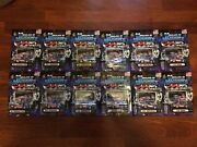 Muscle Machines Limited Edition 911 Collection 1/64 Scale 12 Cars