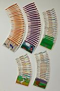 Lot Of 99 Looney Tunes Baseball Trading Cards By Upper Deck Vintage 1990 Mlb
