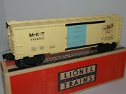 Lionel Pw 6464-515 Girls Train Mkt Katy Serves The South Boxcar