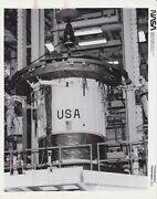Nasa Photographs - Vintage Collectables - Sts-30 Inertial Upper Stage Ius 1989