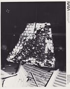 Nasa Photographs - Vintage Collectables - Wreckage From Space Shuttle 51-l 1986