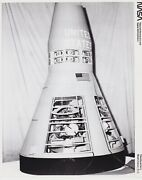 Nasa Photographs - Vintage Collectables - Gemini, The Two-man Spacecraft 1965