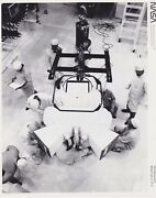 Nasa Photographs - Vintage Collectables - Engineers Prepare Large Format Camera