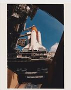 Nasa Photographs - Vintage Collectables - Space Shuttle Columbia 1992