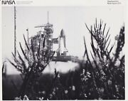Nasa Photographs - Vintage Collectables - Shuttle Discovery - Launch Pad 39a