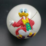 Disney Mickeys Challenge 3d Puzzle Ball Game Toy Mickey Mouse Donald Duck 1993