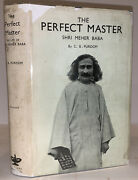 Rare In Dj Meher Baba The Perfect Master Purdom 1937 First Ed Metaphysics