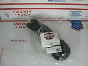 Western 61437 Fisher 8275 Oem 9-pin Plow Control Wiring Harness For Relay-type
