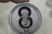8 Training Battalion Reme Command Officer Challenge Coin
