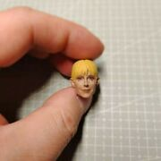 Painted 1/12 Scale Gwyneth Paltrow Pepper Potts Head Sculpt For 6andldquo Figure Shf Ml
