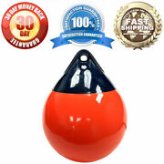 Mooring Marking And Anchoring Inflatable Ultra Durable Buoy 18 Diameter X 22.5h