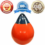 Mooring Marking And Anchoring Inflatable Ultra Durable Buoy 19 Diameter X 25h