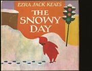 The Snowy Day Stated Second Printing By Ezra Jack Keats