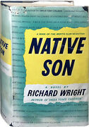 Richard Wright / Native Son First Edition 1940
