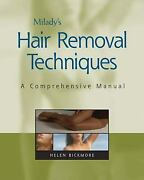 Hair Removal Techniques A Comprehensive Manual Paperback Helen Bickmore