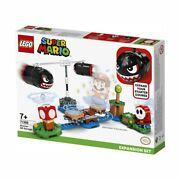 Lego Super Mario Boomer Bill Barrage Expansion Set - 71366 Christmas Gift Toys S