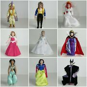 Deagostini The World Of Disney Princess In Porcelain Doll Collector Figures