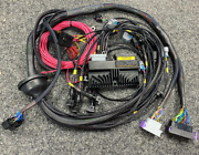 Ford Rs Cosworth Yb Ecumaster Schwarz Verkabelung Motor Kabelbaum And Bosch 550 And