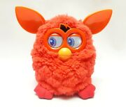 Furby Boom 2012 Phoenix Red Furby Hasbro Interactive Electronic Pet Works Great