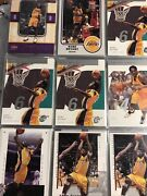 Basketball Card Binder 30 Pages Kobe Bryant Shaquille Oneal And More