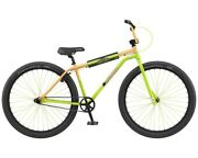 Rare🔥 Gt Performer 29 Heritage Bmx Sunset Peach Bicycle Brand New 2021 Pro New