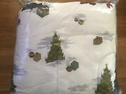 New Dan River Christmas Bed In Bag Comforter Sheets Ensemble Set 6 Pieces - Twin