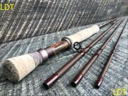 Moonshine Rod Co. The Drifter Series Fly Fishing Rod 8wt 9' - Matte - 4pc - New