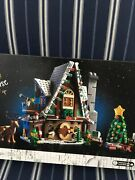 Fast Shipping Priority Mail Lego Elf Club House 2020 Christmas Set 10275 Creator