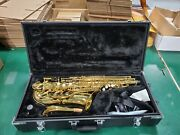 Jupiter Jas700 Jas 700 Eb Alto Saxophone Never Played In Perfect Condition