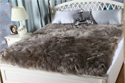 100 Pure Wool Mattress Fur Sheepskin Mattress Lamb Velvet Bed Blanket Winter