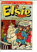 Elsie The Cow 2 1950 - Ds -vg - Comic Book