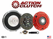 Action Stage 1 Clutch Kit+light Flywheel For 16-19 Civic 1.5t 17-19 Civic Si 1.5