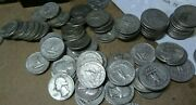 Lot 20 Washington Silver Quarter Half Roll Circulated Us Coin 90 Bullion Invest