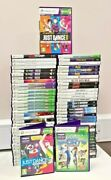Xbox 360 Kinect Games Choose A Game Or Create A Bundle Sports Adventure Dance