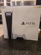 Brand New Sealed - Sony Playstation 5 Console Disc Version Ps5 - In Hand