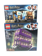 Lego Harry Potter Bundle 75957 The Knight Bus And 75966 Hogwarts Room New Toy