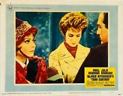 Julie Andrews Signed Autograph 11x14 Movie Promo Ad Jsa Loa Torn Curtain