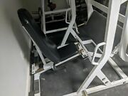 Hammer Strength Plate Loaded Leg Press Pl-lp - Excellent Condition