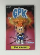 2020 Nycc Exclusive Super7 Adam Bomb Garbage Pail Kids Gpk Unpunched Toy Rare