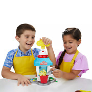 Play-doh Kitchen Creations Popcorn Party Play Food Set With 6 Non-toxic