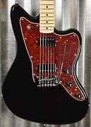 Gandl Usa Fullerton Deluxe Doheny Hh Jet Black Guitar And Case Demo 9078