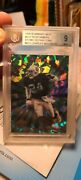 1998 Charles Woodson Bowmans Best Atomic Refractor Best Performers Rookie 44/50.