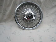 1965-66 Mustang Wire Wheel Cover Hub Cap 14