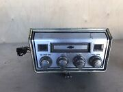 1967 Chevrolet Chevelle Corvair Impala 8-track Player Dealer Add-on 7300481